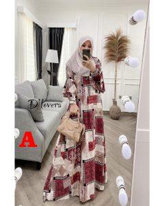 Janna Dress Kode A