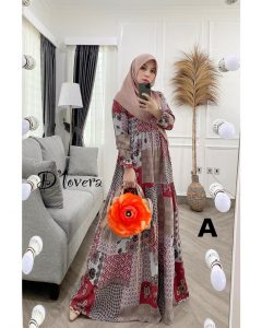 Keisha Dress Kode A