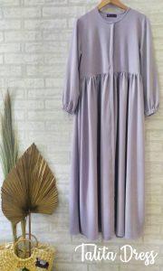 Talita Dtess Warna Lavender
