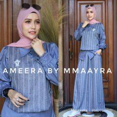 New Ameera Warna Grey