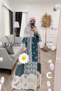 Sabina Dress Kode C