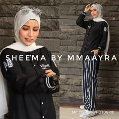 Sheema New Warna Black