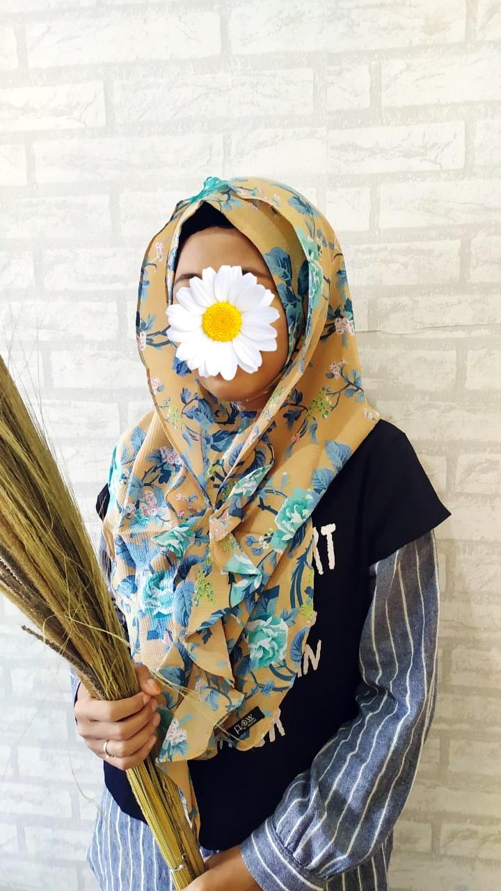 Siria Hoodie Flower
