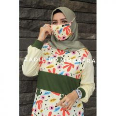 Zadie Tunik New Warna Cream