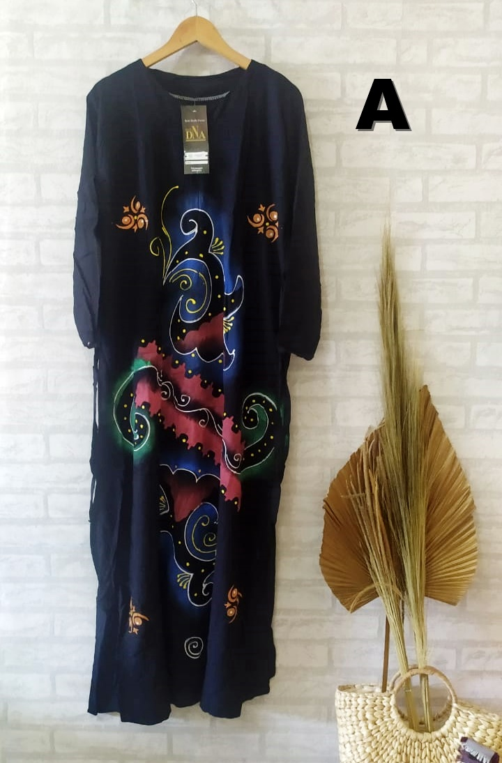 Daster Batik Sablon Kode A
