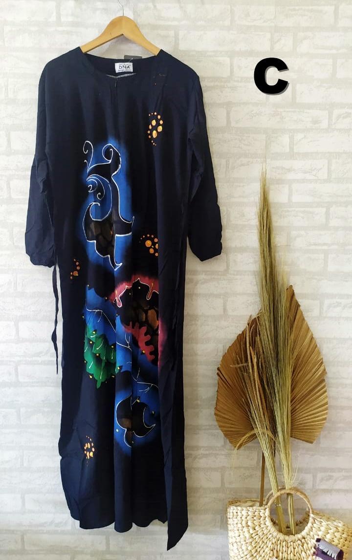 Daster Batik Sablon Kode C