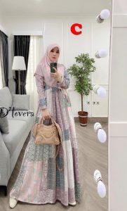 Sahara Dress Kode C