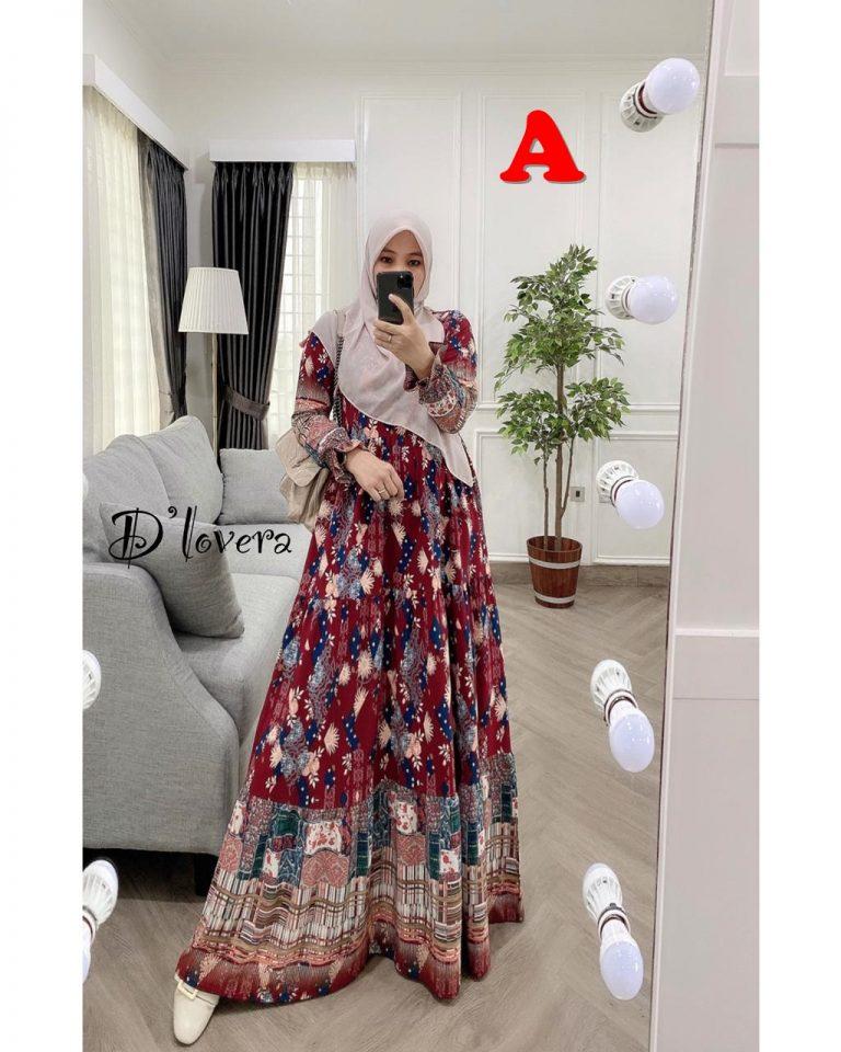 Clowy Dress Kode A
