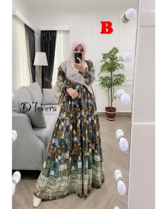 Clowy Dress Kode B