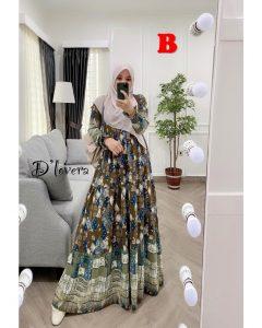 Clowy Dress Kode B