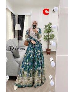 Clowy Dress Kode C