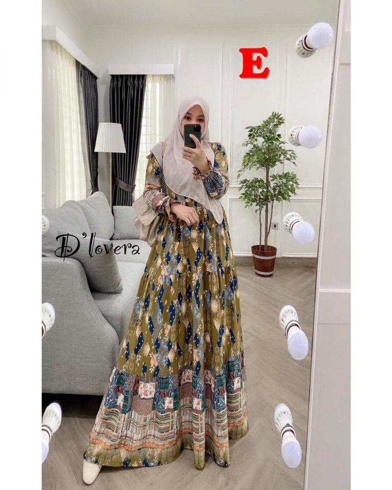 Clowy Dress Kode E