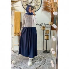 Naquensa Set Warna Navy Blue