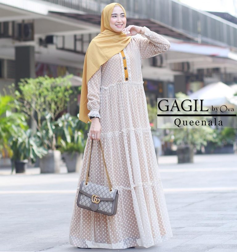 Tille Queenala Warna Yellow