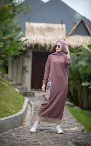 Davina Dress Warna Milo