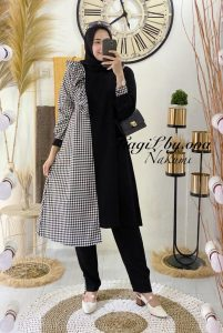 Nakumi Set Warna Black