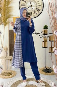 Nakumi Set Warna Blue