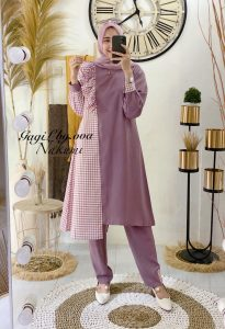 Nakumi Set Warna Lavender