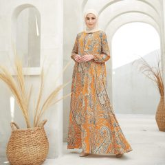 Sameer Dress Warna Honey