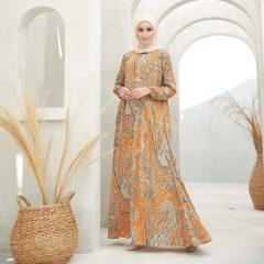 Sameer Dress Warna Honey