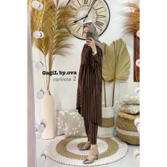 CARINNA V2 SET WARNA BROWN